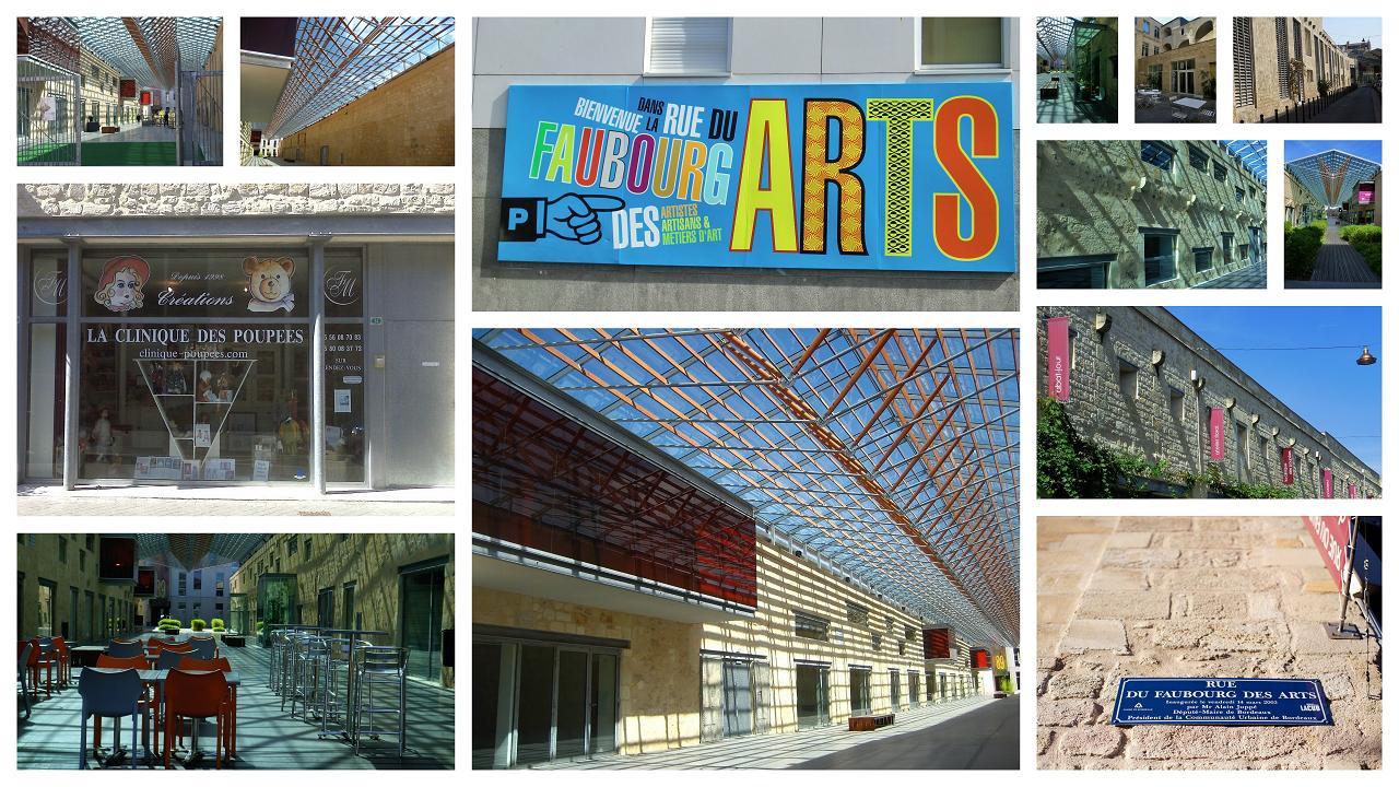Faubourg des Arts