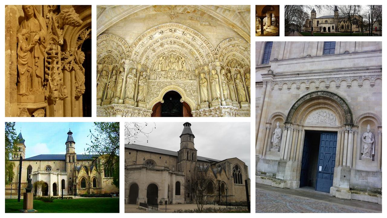 La basilique Saint seurin