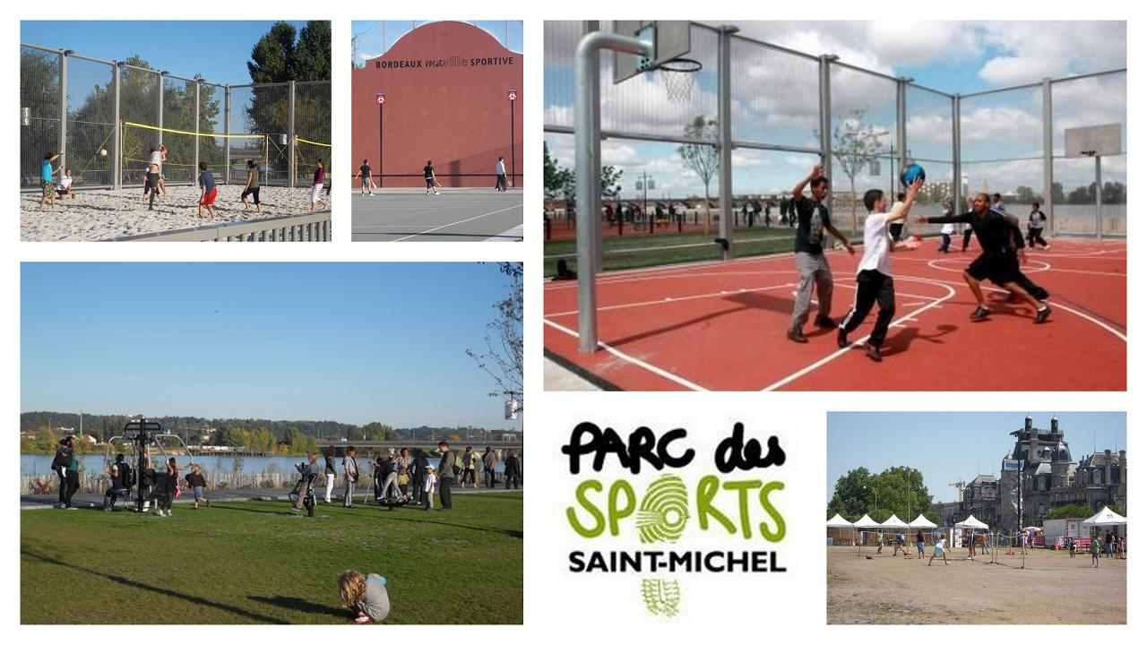 Parc des sports Saint Michel
